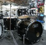 "MAPEX TORNADO  22"" ROCK/FUSION KIT BLACK"